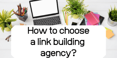how to choose a link building agency