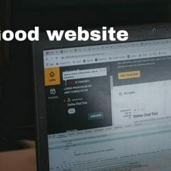 qualities of a good website